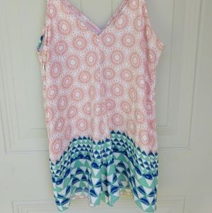 NWOT Free People shorts romper